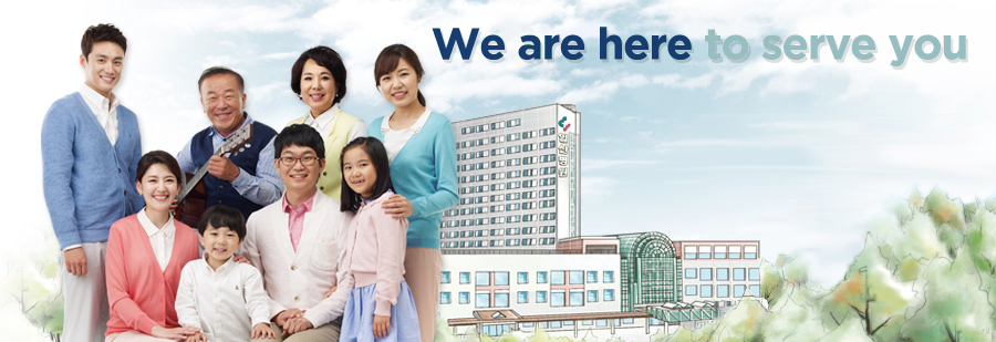 WE'll bE THERE FOR YOU ilsan Hospital will be a warn rest place beside you. ilsan Hospital Publicity Video